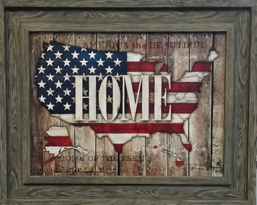 United States of America Home