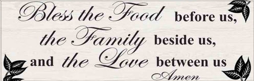 Food Family Love