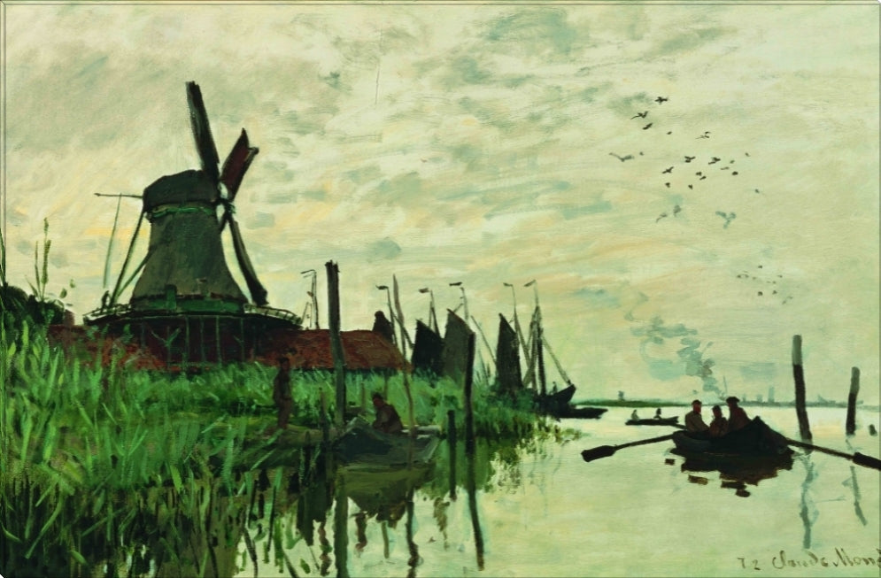 Moulin A Zaandam