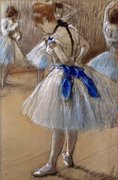 Edgar Degas | Ballerina Dancer | Wall Art Print 18X27, 24X36, 30X45