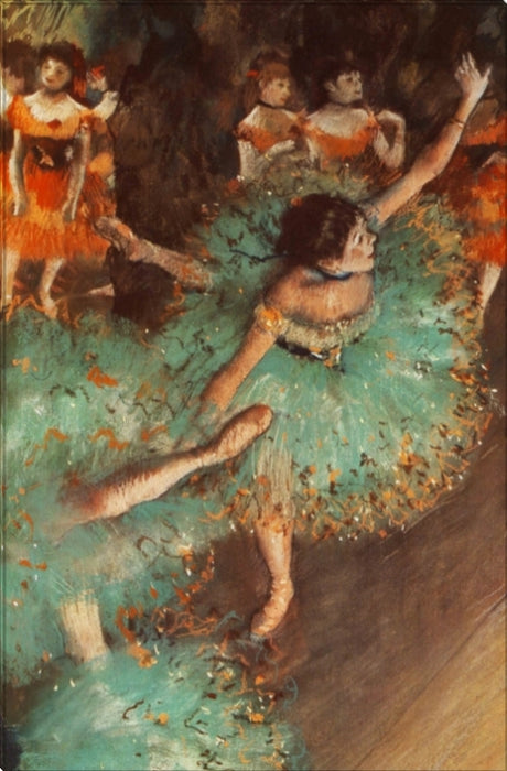 The Green Dancer