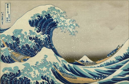 Great Wave of Kanagawa