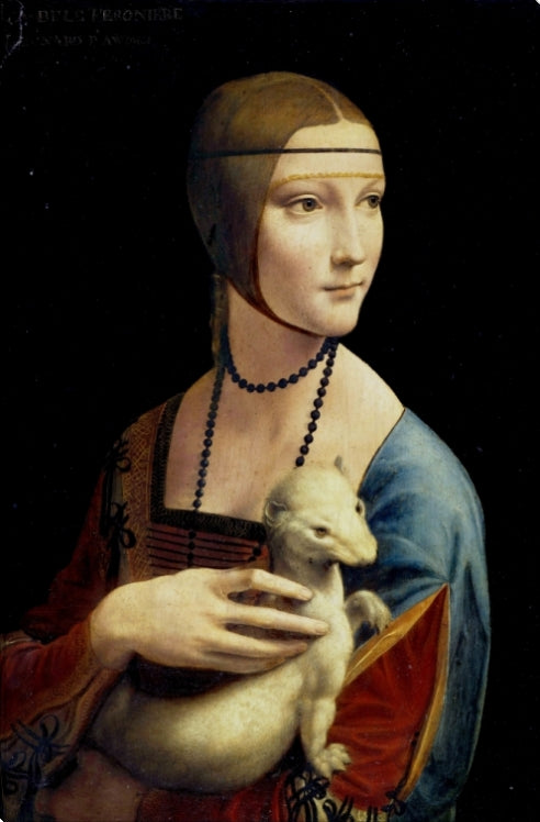The Lady with a Ermine