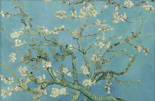 Almond Blossoms | Vincent Van Gogh | Wall Art Print 18X27, 24X36, 30X45