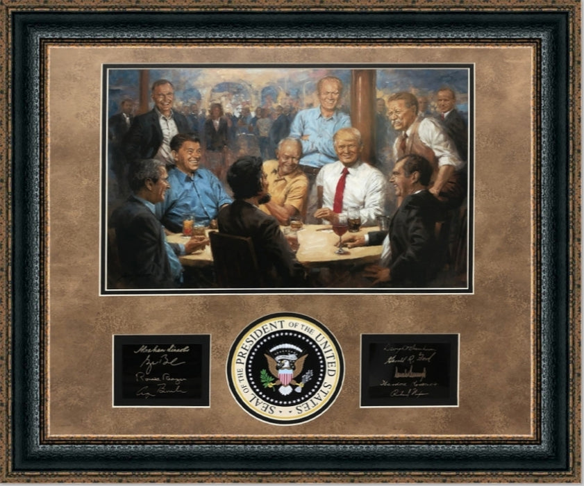 Framed Republican Club | High Quality Wall Art 22X23