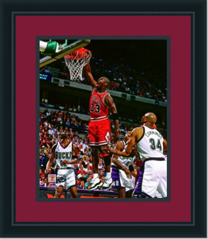 Michael Jordan #4 - Chicago Bulls