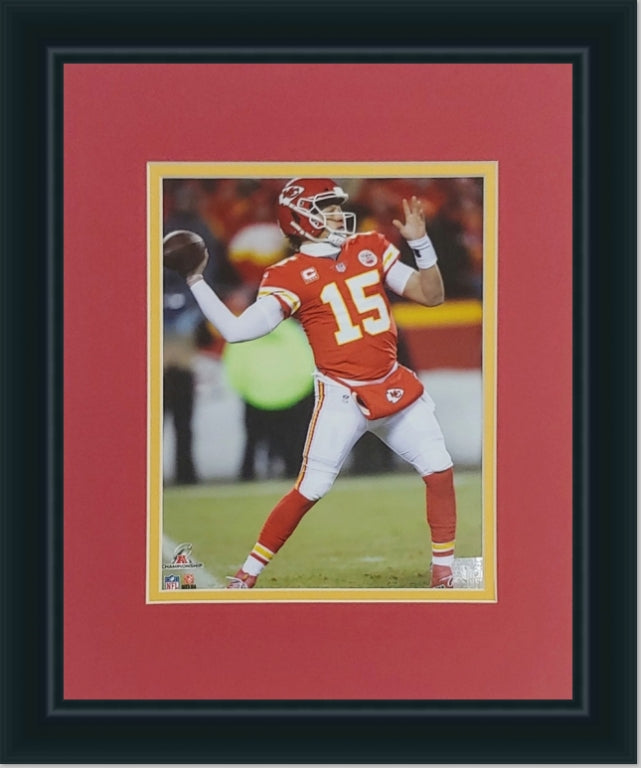 Patrick Mahomes - Kansas City Chiefs