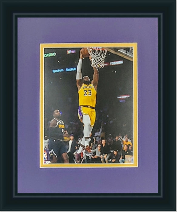 Lebron James #1 - Los Angeles Lakers