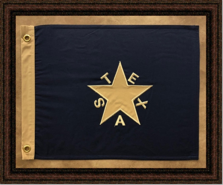 De Zavala Flag with Grommets