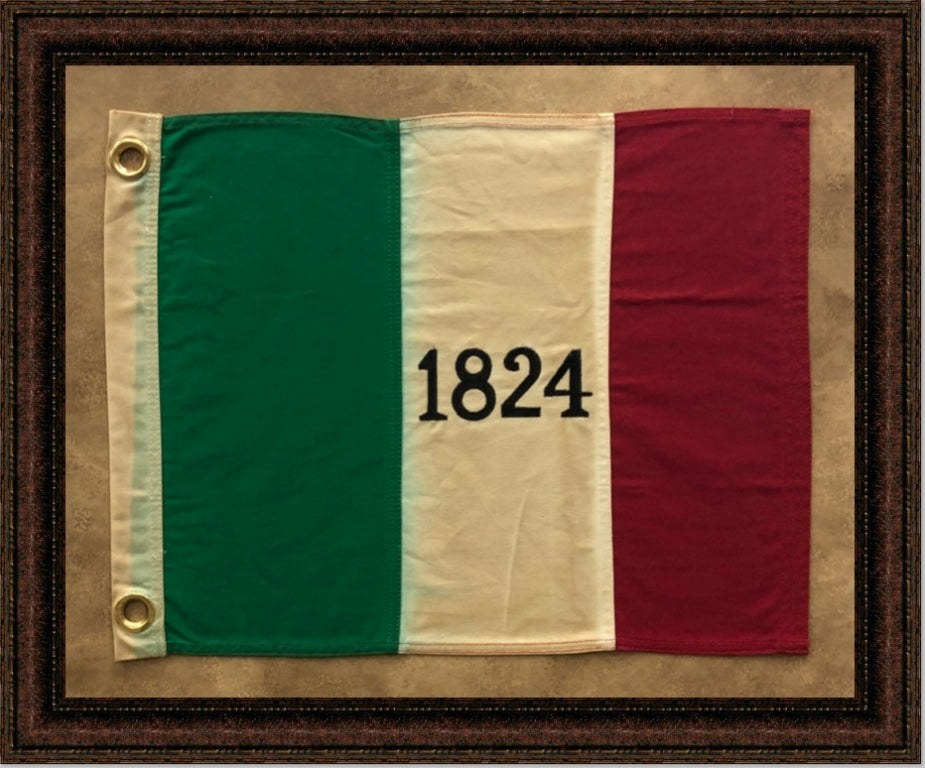 1824 Alamo Flag with Grommets