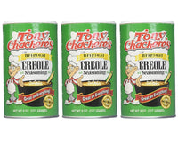 Tony Chachere's Creole Seasoning 8oz 3pk