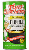 Tony Chachere's Creole Seasoning 17oz 3pk