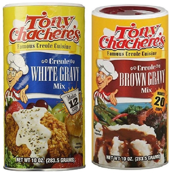 Tony Chachere's Gravy Mixes Variety 2pk