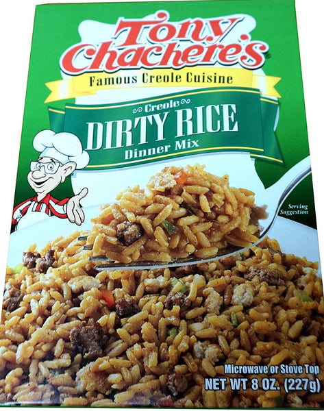 Tony Chachere's Dirty Rice Mix 3pk