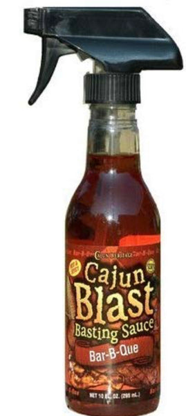 Cajun Blast BBQ Spray Marinade 10oz x2