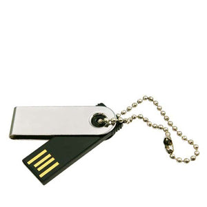Metal Pen Drive - Swivel