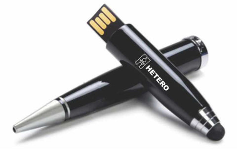 Pen Shape Pen Drive - Stylus