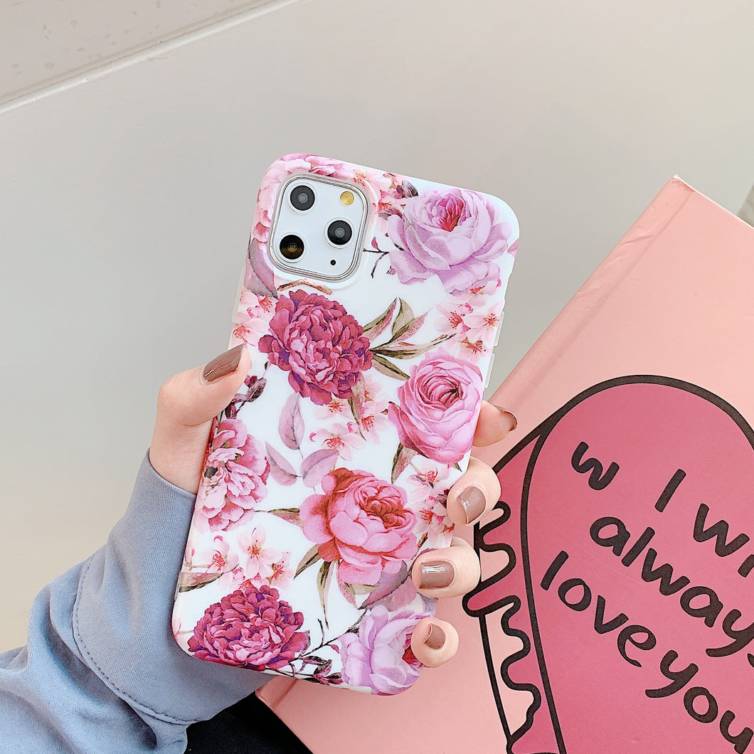 Fresh Floral iPhone Cases