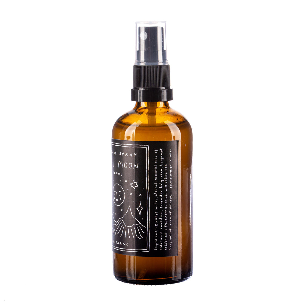 THE WITCH APPRENTICE / / FULL MOON SPRAY 100ML
