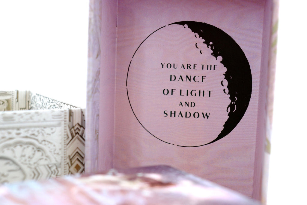 THE MOON CHILD TAROT