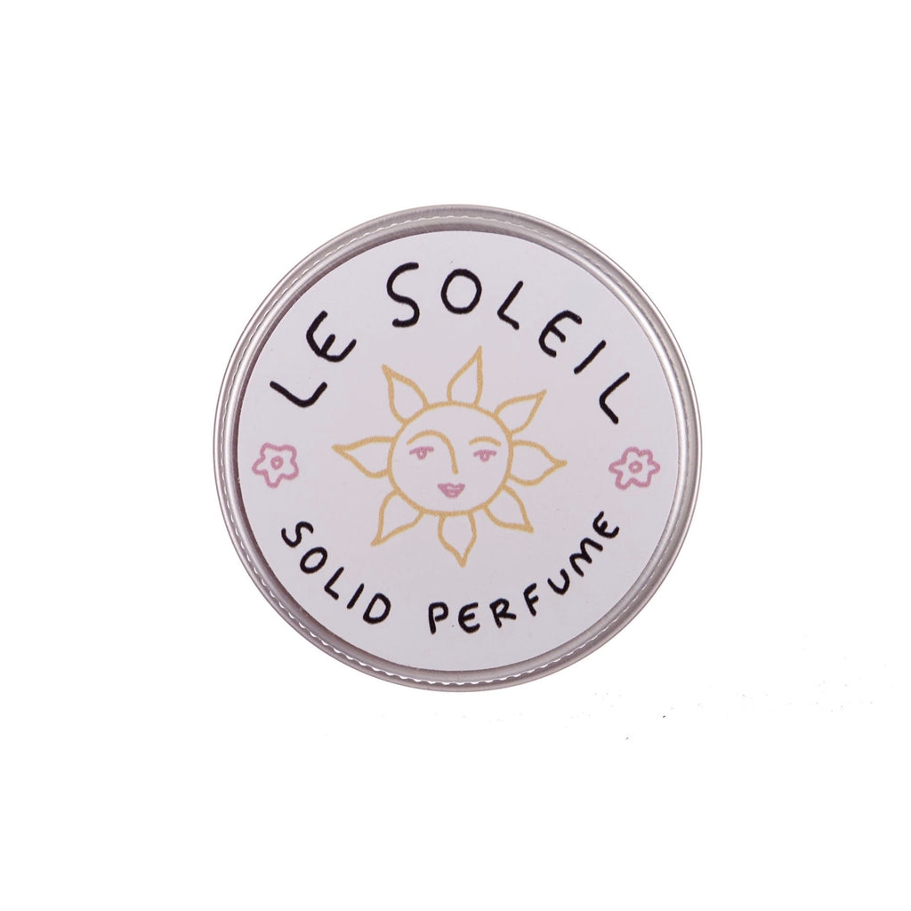 THE WITCH APPRENTICE / / LE SOLEIL SOLID PERFUME 15G