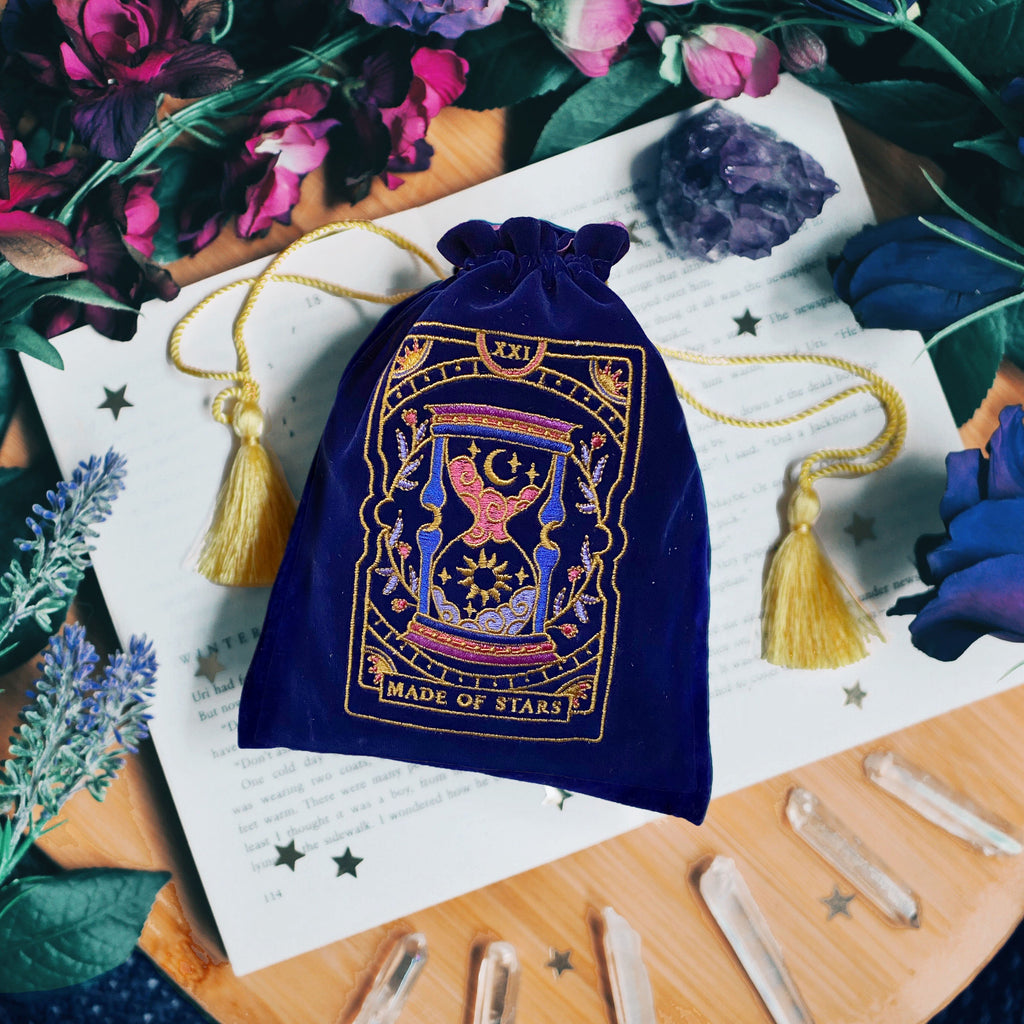 'MADE OF STARS' TAROT DECK POUCH