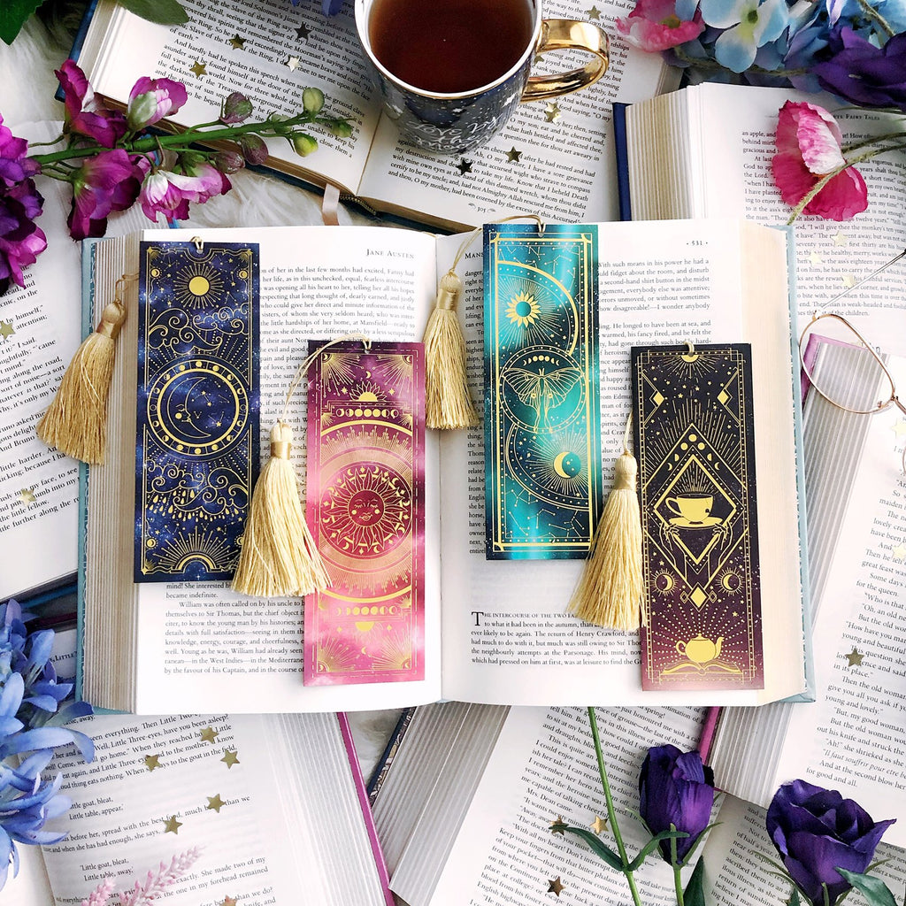 MAGICAL BOOKMARK SET