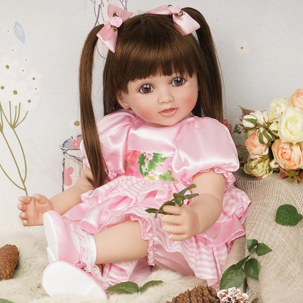 Happy Angela-Lifelike Reborn Toddler Doll Princess