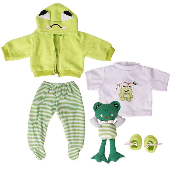 Reborn Baby Doll Outfits Accessories for 20