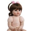 Patty-18 Inches Real Life Reborn Baby Doll Girl Cotton Body