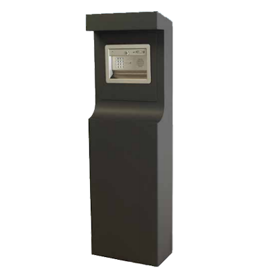 Doorking Telephone Entry System Kiosk | SGO Shop Gate openers