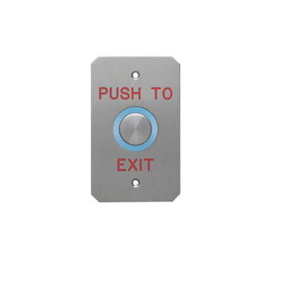 DoorKing 1211090 Exit Button | SGO Shop Gate openers