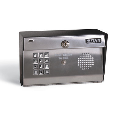 Doorking 1504 Intercom Station With Keypad