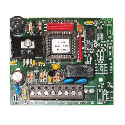 Doorking 1506 and 1504 Control Board