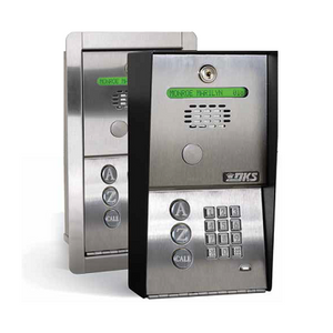 Doorking 1802-091 EPD Telephone Entry System Flush Mount | SGO Shop Gate openers