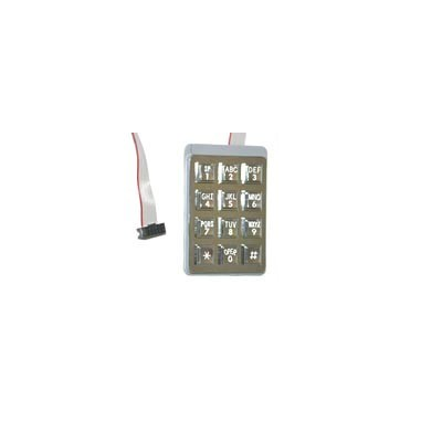 Doorking 1804 156 Replacement Keypad - shop-gate-openers