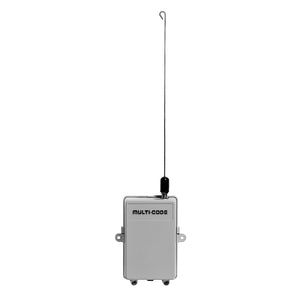 Multicode 302850 Radio Receiver (2 Channel) | SGO Shop Gate openers
