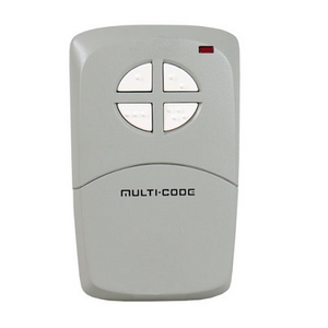 Multicode 4140 Four Button Remote Control - shop-gate-openers