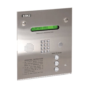 DOORKING TELEPHONE ENTRY GATE SYSTEM MODEL 1835-084