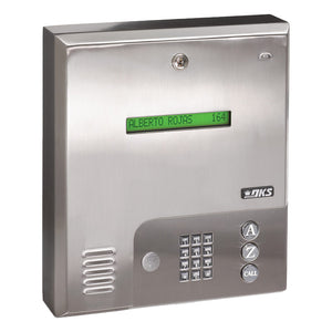 Doorking 1835-089 Telephone Entry System Wall Mounted - shop-gate-openers
