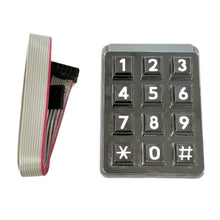 Load image into Gallery viewer, Doorking 1804 156 Replacement Keypad