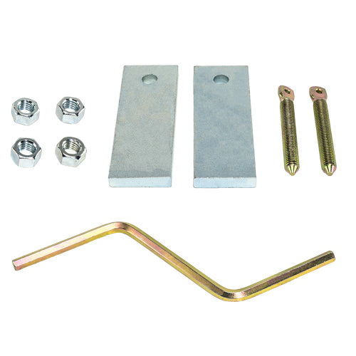 Gate Chain and Bracket Kit