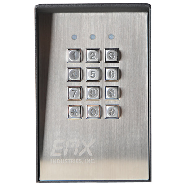 EMX KPX-100 Keypad - shop-gate-openers