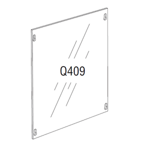 Elite Q409 Access Panel Cover - shop-gate-openers