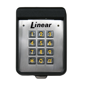 Linear AK11 Keypad - shop-gate-openers