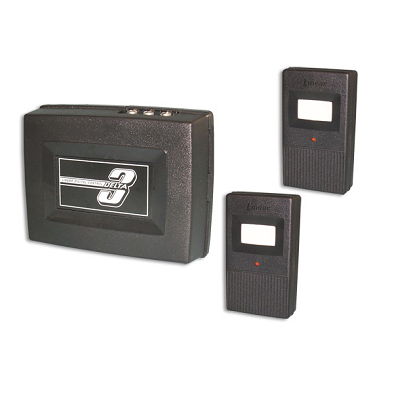 Linear DD Radio Receiver And Remotes Set - shop-gate-openers