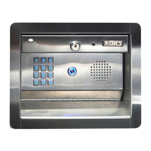 Doorking 1812-091 Plus Telephone Entry System Flush Mount - shop-gate-openers