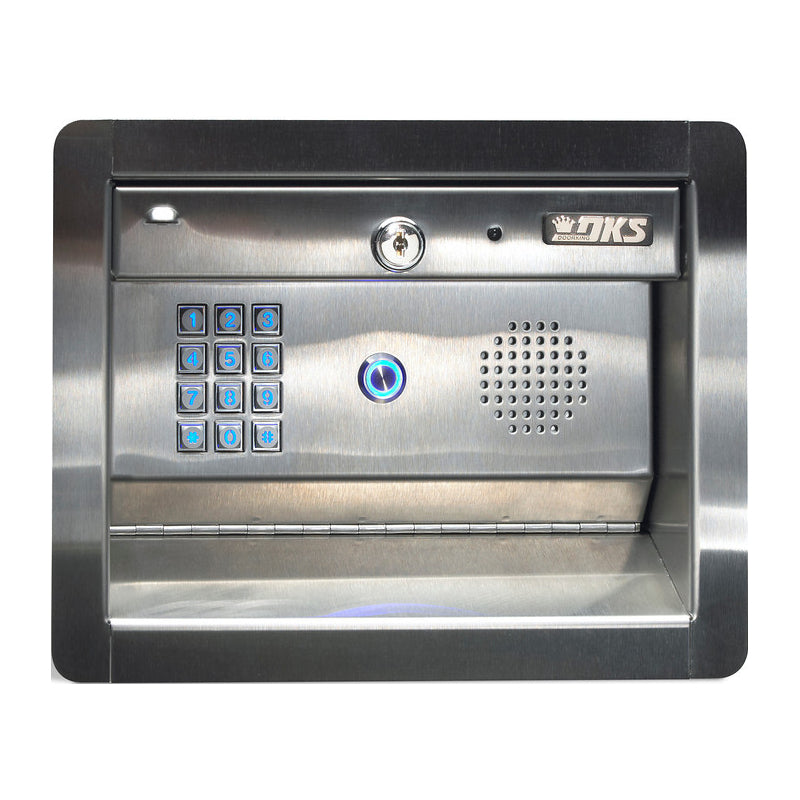 Doorking 1812-092 Flush Mount Access Plus Telephone Entry System | SGO Shop Gate openers