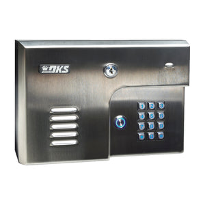 Doorking 1812-093 Plus Telephone Entry System Wall Mount - shop-gate-openers