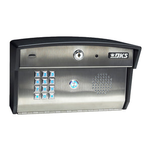 Doorking 1812-096 Curved Style Access Plus Telephone Entry System | SGO Shop Gate openers
